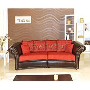 Best Selling Big Sofa Kolonialstil Sofa Kolonialsofa