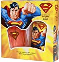 SUPERMAN by Superman for Men 2-PC GIFT SET- EAU DE TOILETTE SPRAY 3.4 OZ & BODY WASH 8 OZ