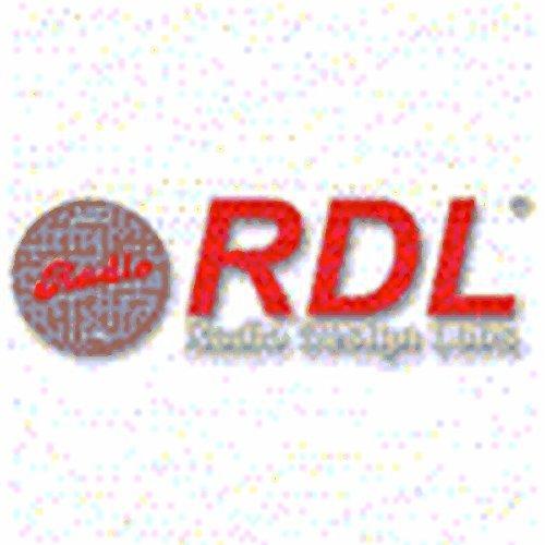 Rdl Av-Hk1 Hum Killer Stereo Audio Isolation Transformer-By Radio Design Labs