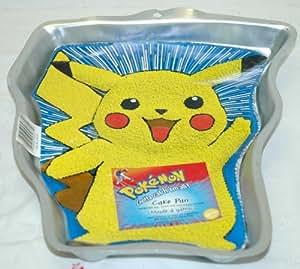 Wilton Pokemon Pikachu Character Cake Pan