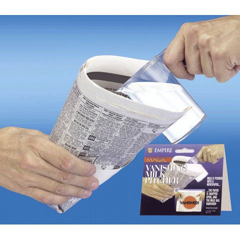 Loftus International Empire Magic Mini Milk Pitcher Trick