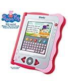 VTech Storio Interactive Reading System Pink with free Peppa Pig download