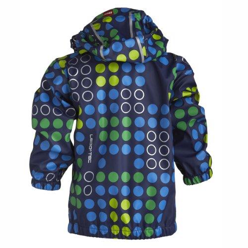 LEGO Wear Baby - Jungen Jacke JOSH 207 - RAIN JACKET Regenjacke Blau (588 MIDNIGHT BLUE) 74 -