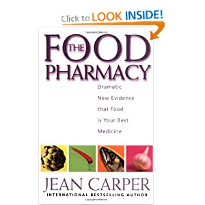 Food Pharmacy Jean Carper