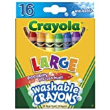 Crayola Washable Crayons 16-pk – Just $3.47!