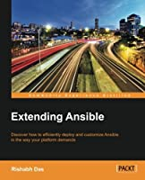 Extending Ansible Front Cover