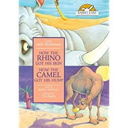 How the Rhino Got His Skin/How the Camel Got His Hump, Told by Jack Nicholson with Music by Bobby McFerrin