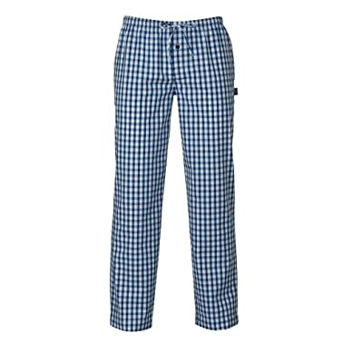 Cotton Poplin Long Pants