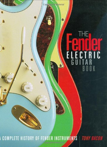 The Fender Electric Guitar Book