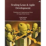Scaling Lean and Agile Development: Thinking and Organizational Tools for Large-Scale Scrum: Successful Large, Multisite and Offshore Products with Large-scale Scrum (Agile Software Development)by Craig Larman