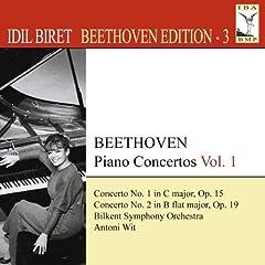 Idil Biret Beethoven Edition 3: Piano Concertos