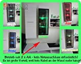 2er Set 3x LED Glaskantenbeleuchtung Glasbodenbeleuchtung...