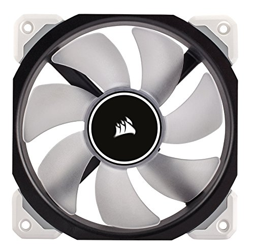 Corsair ML120 Pro LED White 75 CFM 120 mm Fan (CO-9050041-WW