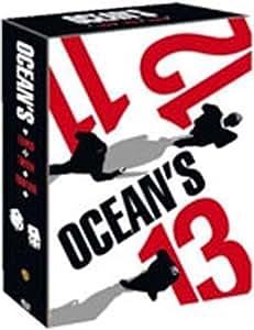 Trilogie Ocean's 11 + 12 + 13 [Édition Limitée]