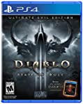 Diablo 3 Ultimate Edition Fre Only PS4