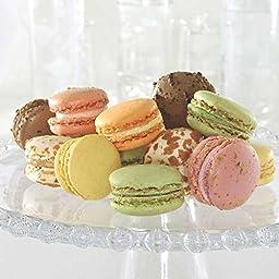 Sweet Street Macaroon Cake - 36 count per pack -- 4 packs per case.