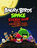 Angry Birds Space Sticker Book