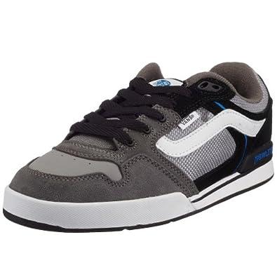 Vans M ROWLEY XLT ELITE L VF7QYV7, Herren Sneaker, grau, (Grey/Black/Whit), EU 44.5, (US 11), (UK 10)