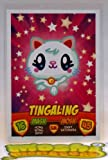 TINGALING Luckies - Series 2 Moshi Monsters Mash Up Trading Card.