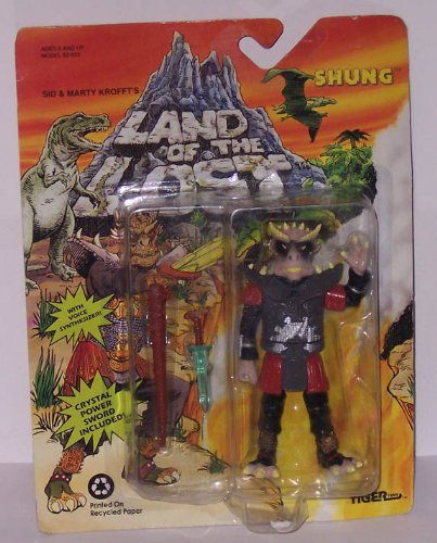 Land of the Lost Shung Action Figure