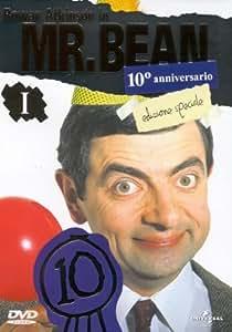 Mr. Bean, 10 ans déjà  - Vol.1 : Bonne nuit, Mr. Bean / Attention au bébé, Mr. Bean / Les Malheurs de Mr. Bean