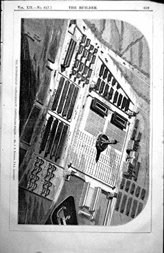 stampi-larco-metropolitano-1854-619l112-dei-campi-j-bunning-di-copenhaghen-del-mercato-del-bestiame