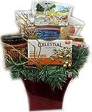 Deluxe Diabetic Healthy Christmas Gift Basket