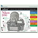 Nikon D90 Inbrief Laminated Reference Card