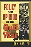 Policy and Opinion in the Gulf War (American Politics and Political Economy Series)