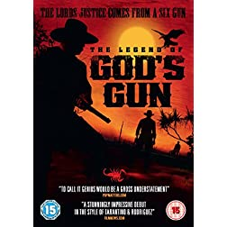 The Legend of God's Gun [Non USA PAL Format]
