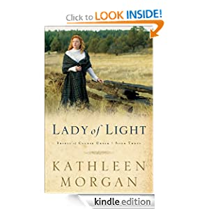 Lady of Light (Brides of Culdee Creek Book #3)