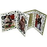 """Sustainable Threads 111-11-DF Protean Double Photo Frames """"6.5x8.5"""" (Set Of 5) Protean Double Photo Frames, Set..."""