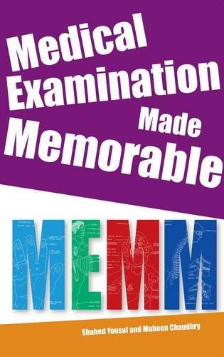 Medical Examination Made Memorable: (Memm)