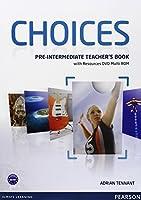 Choices Pre-Intermediate Teacher's Book & Multi-ROM Pack