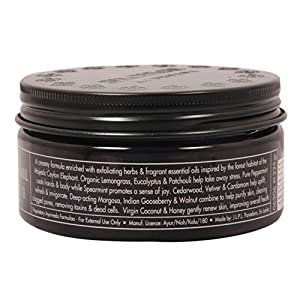 Spa Ceylon Luxury Ayurveda Forest Trail Body Scrub, 225g