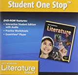 img - for Holt McDougal Literature: Student One Stop DVD Grade 7 2012 book / textbook / text book