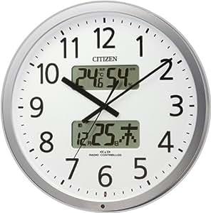 CITIZEN プログラムチャイム付き電波時計 プログラムカレンダー403 4FN403-019 4FN403-019