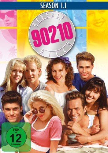 Beverly Hills, 90210 - Season 1.1 [3 DVDs]