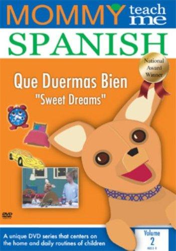 Mommy Teach Me Spanish: Sweet Dreams 2 [DVD] [Import]