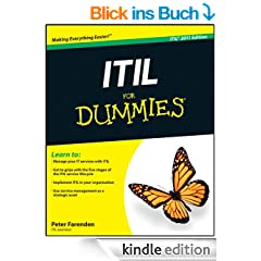 ITIL For Dummies