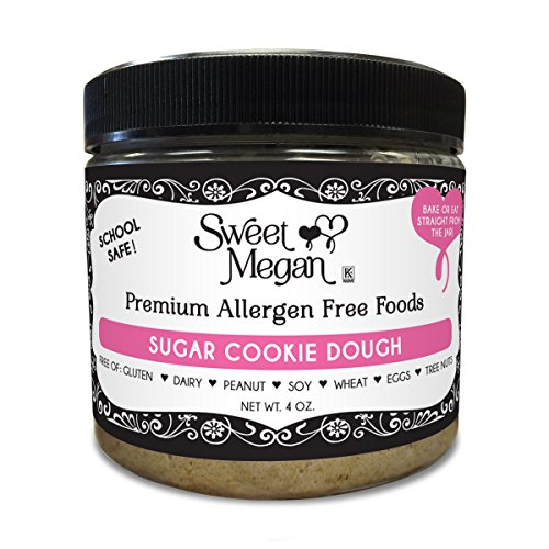 Sweet Megan Edible Bake-able Cookie Dough 4 oz. (Sugar) (Edible Dough compare prices)