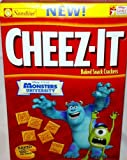 Disney Pixar Monsters University Cheez-it Original Baked Snack Crackers, 12.4 Oz. (2 Pack)