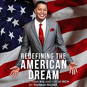 Redefining the American Dream Audiobook
