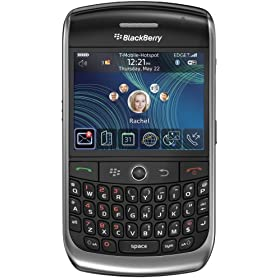 BlackBerry Curve 8900 Phone, Titanium (T-Mobile)