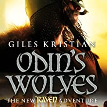 Odin's Wolves Audiobook by Giles Kristian Narrated by Simon Prebble