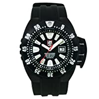 Luminox Men's 1501 Stainless-Steel Analog Bezel Watch by Luminox