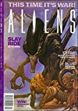 img - for ALIENS # 7 (Vol. 2 INTERNATIONAL MAGAZINE SERIES) This Time It's War ! book / textbook / text book