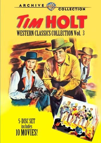 Tim Holt Western Classics Collection Vol.3 (5 Discs)