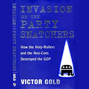 Invasion of the Party Snatchers Audiobook