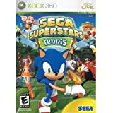 Sega Superstars Tennis X360